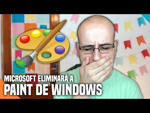 Microsoft eliminará a Paint de Windows - (Noticia salvaje) - La red de Mario