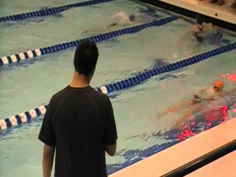 Ali House - swimming and diving