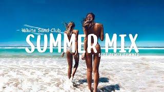 Summer Vibes 2020 🌴 A Deep House Summer Mix 2020 🌴Best remixes of popular songs 2020