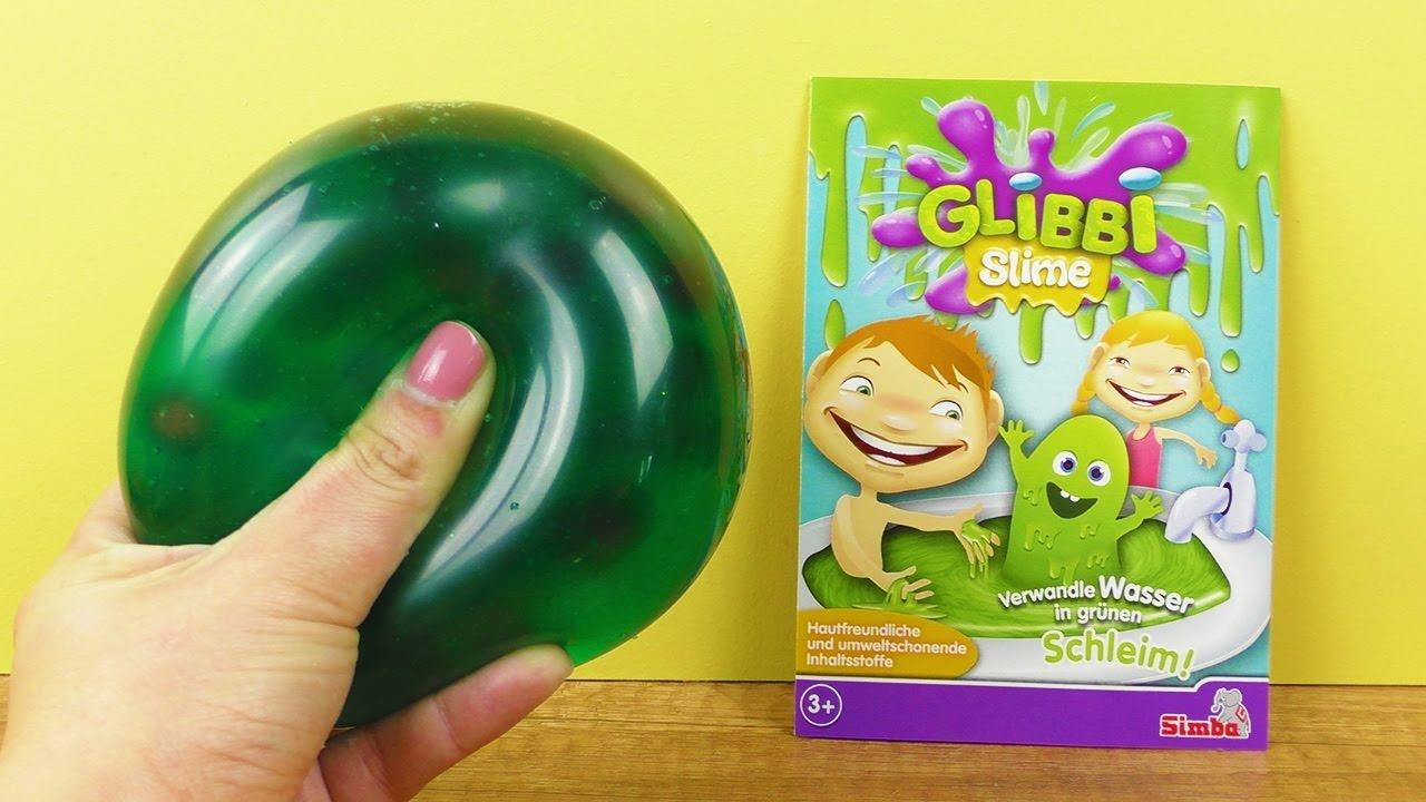 Häufig Glibbi Slime Antistressball   WASSERPERLEN & Schleim Ball   NEUER EY35