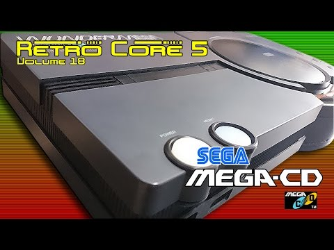 Retro Core 5 - Vol:18 - Sega Mega CD - 60fps