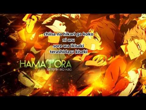 Hikari (Lyrics) - Hamatora - Wataru Hatano