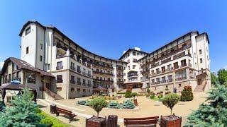 Шале-Грааль (русская версия)(Апарт-отель «Шале Грааль» - известный лечебно-диагностический курортный комплекс в городе Трускавец. Сюда..., 2016-03-29T16:42:11.000Z)