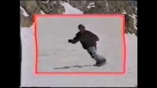 Уроки сноубординга от Австрийской школы.