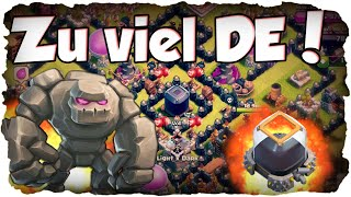 Fast 80k Dunkles! | CLASH OF CLANS #23 | RH 9 vs. RH 8 Verteidigung (Deutsch / German)