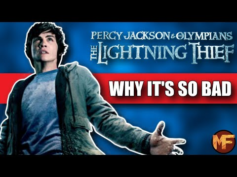The Lightning Thief Movie: How it Disrespected a Great Series (Percy Jackson Video Essay) - Ruslar.Biz