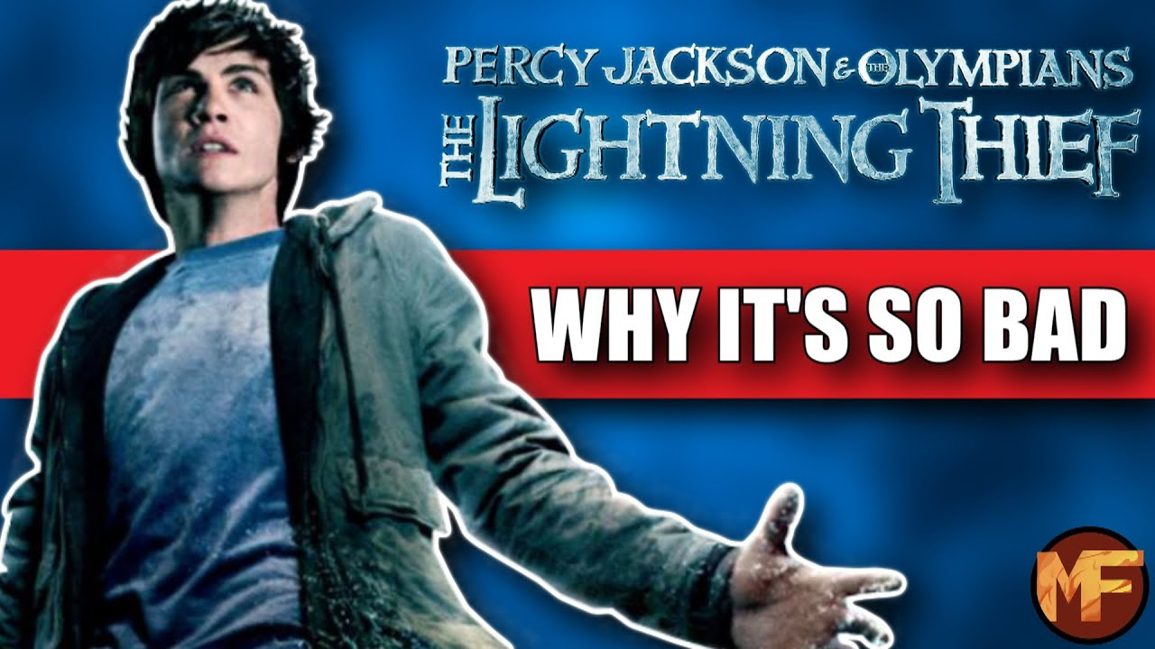 Download The Lightning Thief Movie: How it Disrespected a Great Series (Percy Jackson Video Essay)