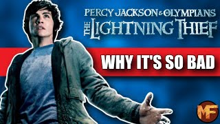 The Lightning Thief Movie: How it Disrespected a Great Series (Percy Jackson Video Essay)