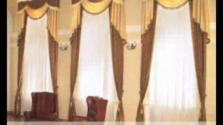 Шторы для кабинетов и офисов от салона штор Маркиза(, 2010-12-22T16:29:29.000Z)