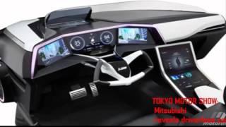 Mitsubishi Concept PX Miev II 2011 Videos