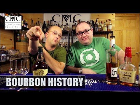 Exploration Series: Bourbon History