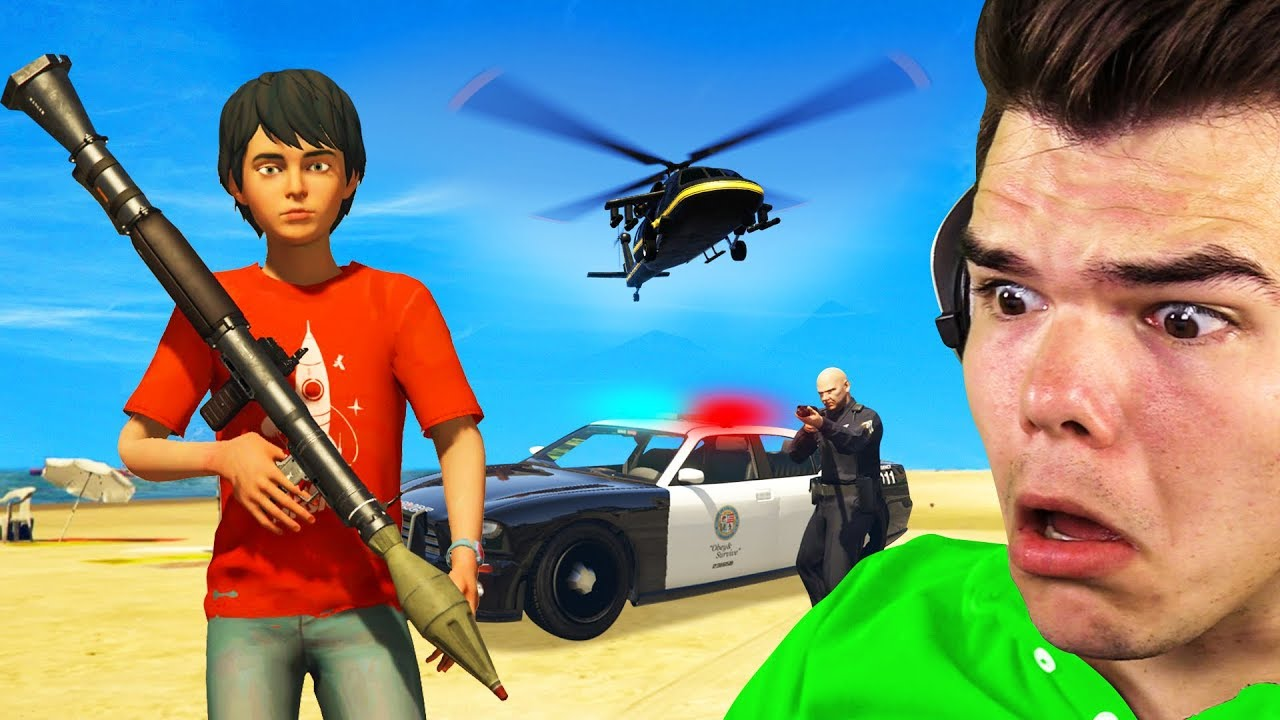 Download Playing As A CHILD In GTA 5! (GTA 5 Mods)
