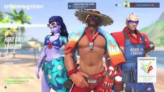 Overwatch Summer Games thumbnail