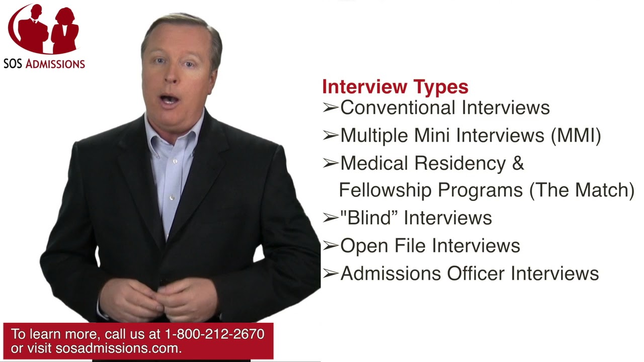 Medical School Admissions Consulting Sos Admissions Youtube