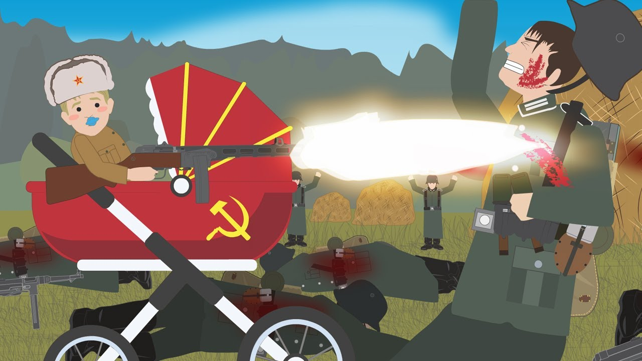 Download The 6 Year Old Red Army Lieutenant of WW2 (Youngest Soldier of the War)