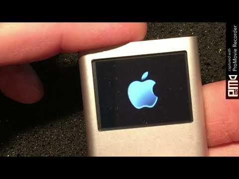 Вопрос: Как сбросить iPod Nano?