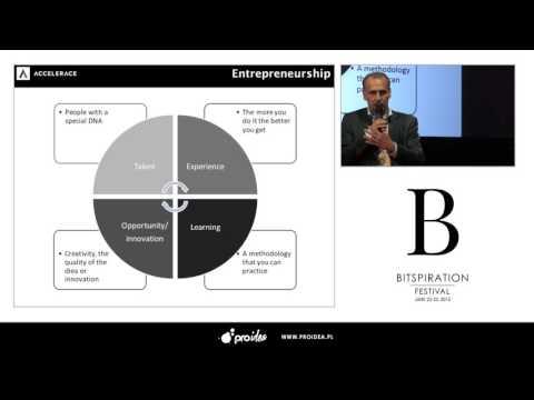 Bitspiration 2015-  What startups should learn from Usain Bolt (Peter Torstensen)
