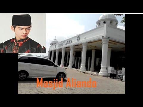 Inilah Masjid yang Dibangun oleh Artis Aliando