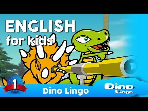 English for kids DVD set - English learning for children, ESL classes