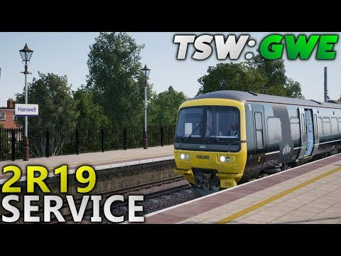 TSW: Great Western Express - 2R19 Service Run (Hanwell Stopping Service)