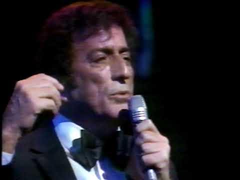 Tony Bennett Live in Tokyo 1981!