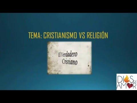 Cristianismo vs Religión