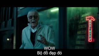 Vietsub - Deadpool 2 No Good Deed Trailer