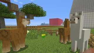 Epic Minecraft Zoo!