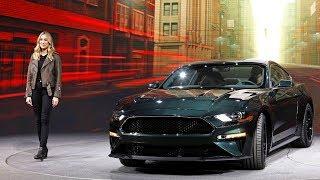 Автошоу в Детройте: беспилотные технологии и лучший автомобиль года  (новости)