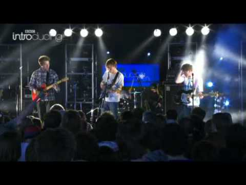 Bombay Bicycle Club - Always Like This (live for BBC Introducing)