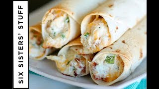 How to Make Chicken Cream Cheese Taquitos    30 Minute Meal