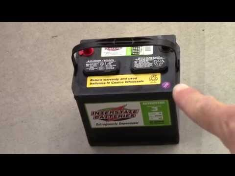 How to change a car battery – Troubleshoot #4 Toyota Corolla