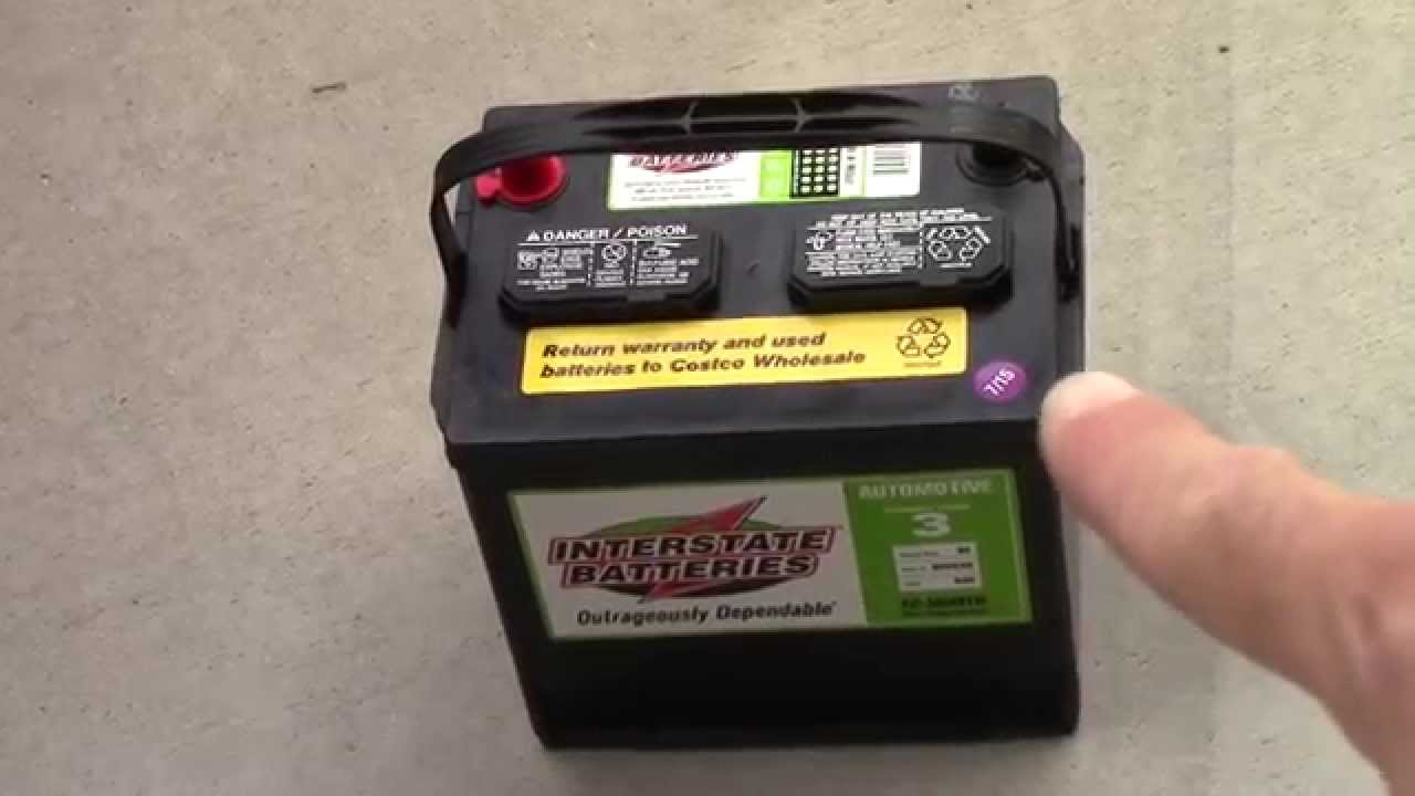 Toyota Corolla Battery >> How to change a car battery - Troubleshoot #4 Toyota