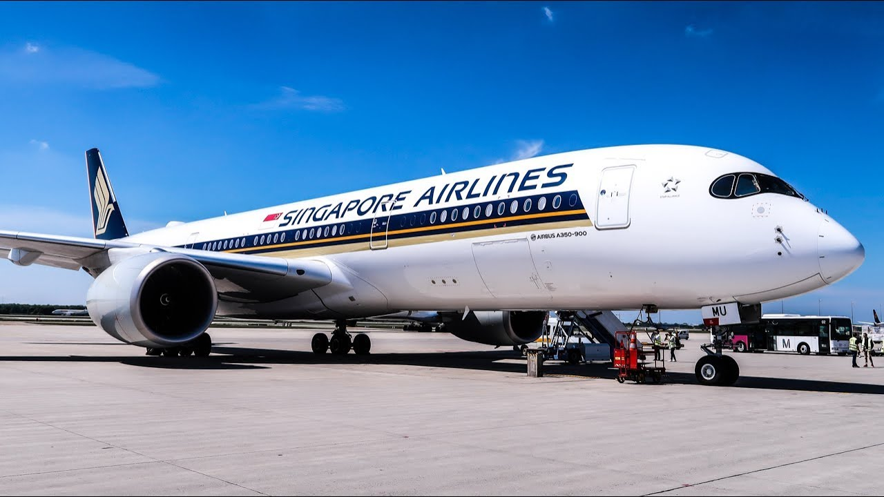 Singapore Airlines to introduce Airbus A350-900 medium haul aircraft in Ahmedabad; daily service from 29 March 2020