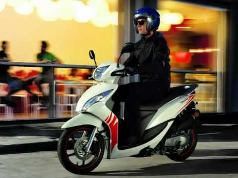new 2012 honda vision 50cc scooter youtube. Black Bedroom Furniture Sets. Home Design Ideas