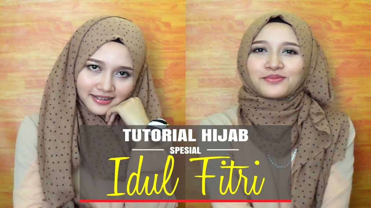 10 Tutorial Hijab Pashmina Rawis Simple Dan Modern Hijab Yuk