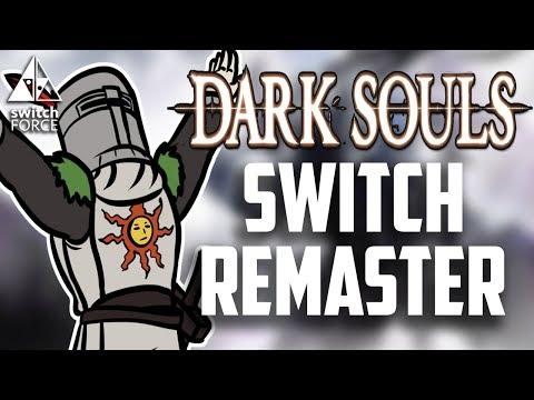 Switch DARK SOULS RUMOR - Announcement Coming Soon?