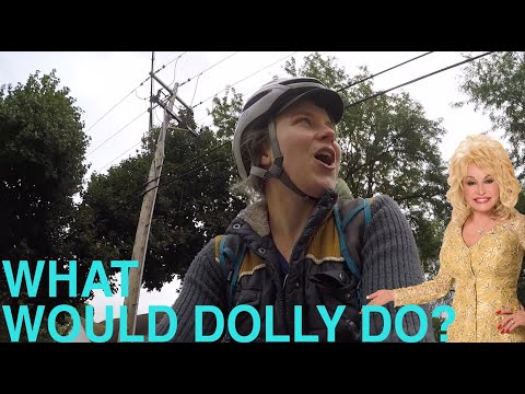 Jolene | Dolly Parton Bicycle Cover