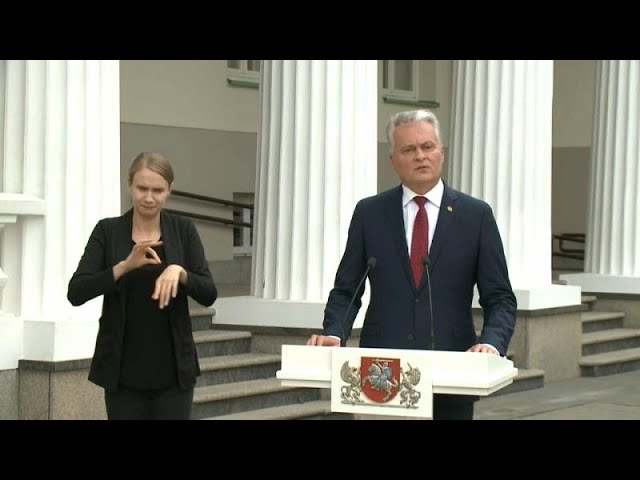 <span class='as_h2'><a href='https://webtv.eklogika.gr/sovari-politiki-krisi-sti-leykorosia' target='_blank' title='Σοβαρή πολιτική κρίση στη Λευκορωσία'>Σοβαρή πολιτική κρίση στη Λευκορωσία</a></span>