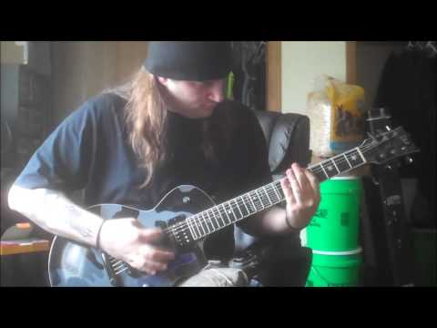 Iced Earth The Path I Choose Guitar Cover