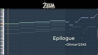 The Legend of Zelda Breath of The Wild: Epilogue - Nintendo for Piano