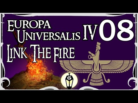 Europa Universalis 4 1 .19 | Link the Fire Ep 8