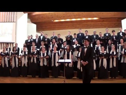 Treis vokori, choir Daugava