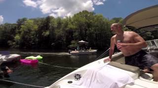 Yamaha Jet boat Trip