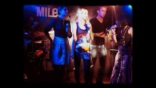 Kiss ( Prince ) - Dewi Pechler  + Miles Band (14-08-2010)