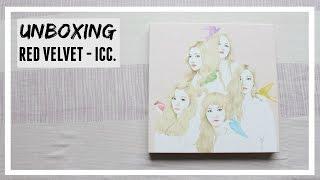 UNBOXING: RED VELVET - ICE CREAM CAKE icc ver. // MLSS