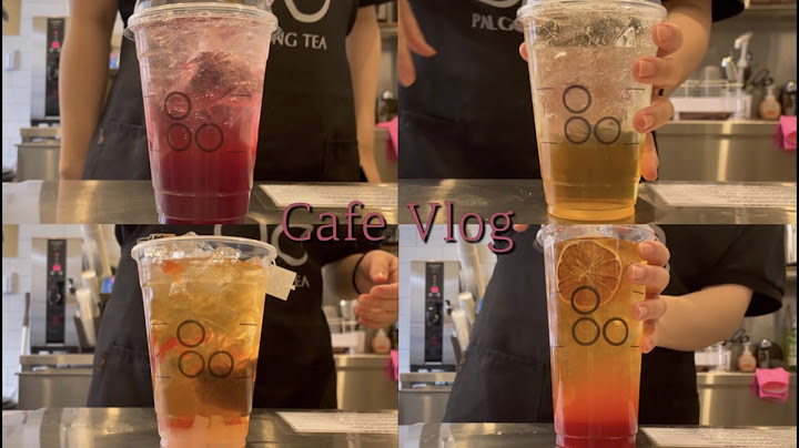 Sub)구마구마 Cafe Vlog /♬꼭꼭 숨었나~신메뉴가 숨었다!♬♪/gumaguma 카페브이로그/The new menu is hidden!