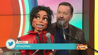 New Characters At Terry Fator Show