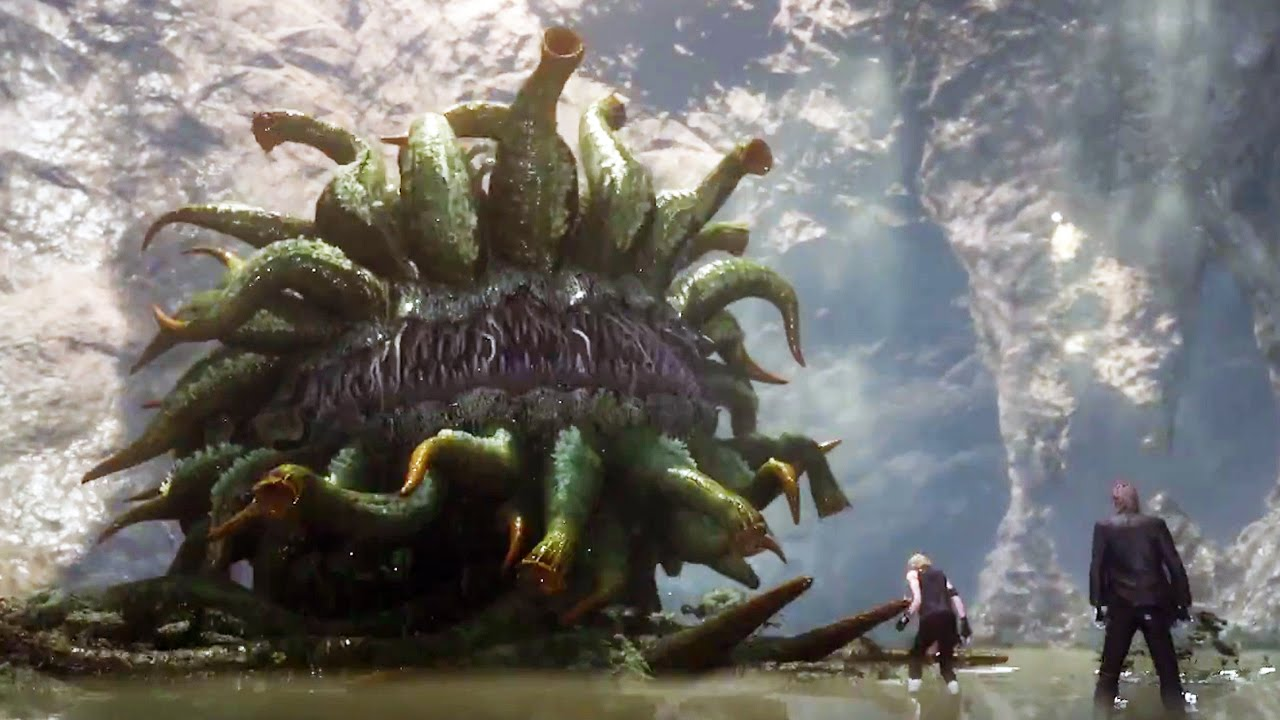 FINAL FANTASY XV - Malboro Trailer (Gamescom 2015)