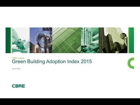 Global Real Estate – The Green Building Adoption Index